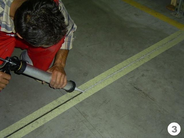 Герметизация швов бетона таблица пропорций бетона